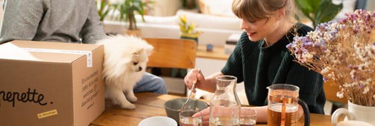 Recettes pour chiens pepette