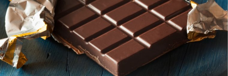 Intoxication chien avec chocolat