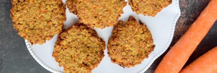 Recette à base de carotte