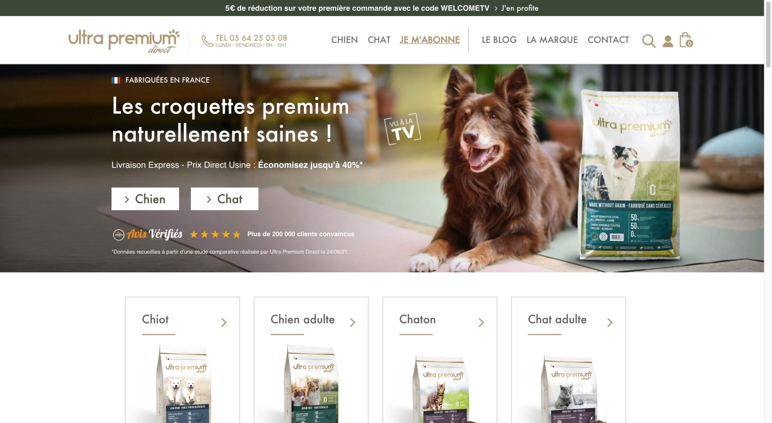 site Ultra Premium Direct